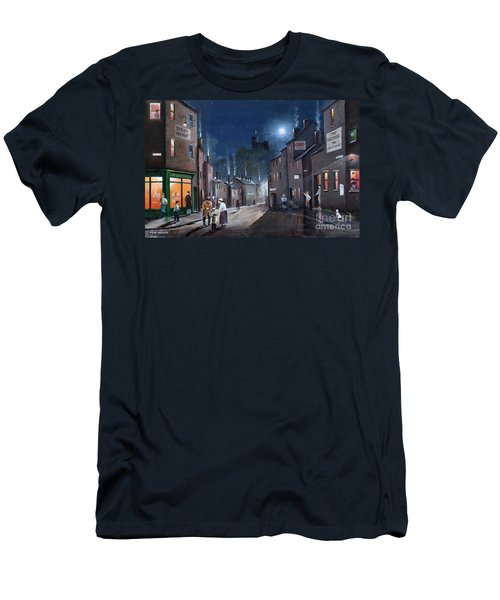 Tower Street Dudley C1930s Men's T-Shirt (Athletic Fit)