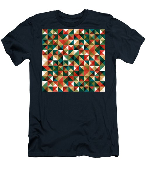 Pixel Art Men's T-Shirt (Athletic Fit)