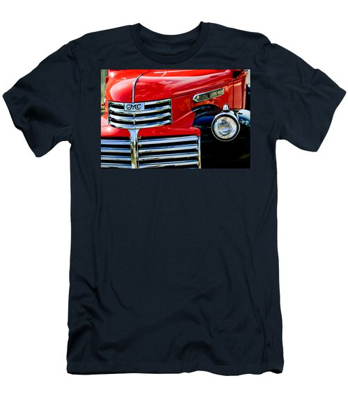 1942 Gmc  Pickup Truck Men's T-Shirt (Slim Fit) by Jill Reger