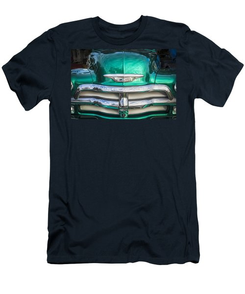 1955 Chevrolet First Series Men's T-Shirt (Athletic Fit)