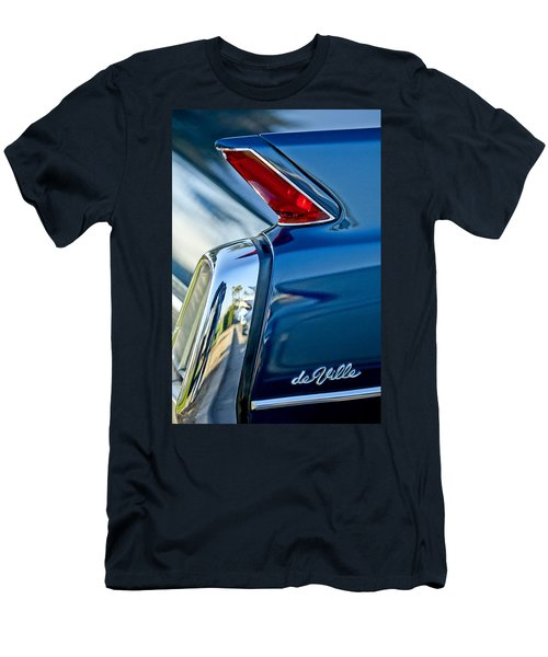 1962 Cadillac Deville Taillight Men's T-Shirt (Athletic Fit)