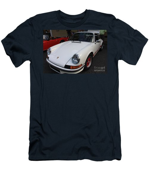 1973 Porsche Men's T-Shirt (Slim Fit) by John Telfer
