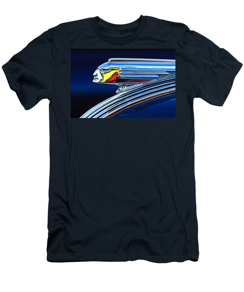 1939 Pontiac Silver Streak Chief Hood Ornament Men's T-Shirt (Athletic Fit)