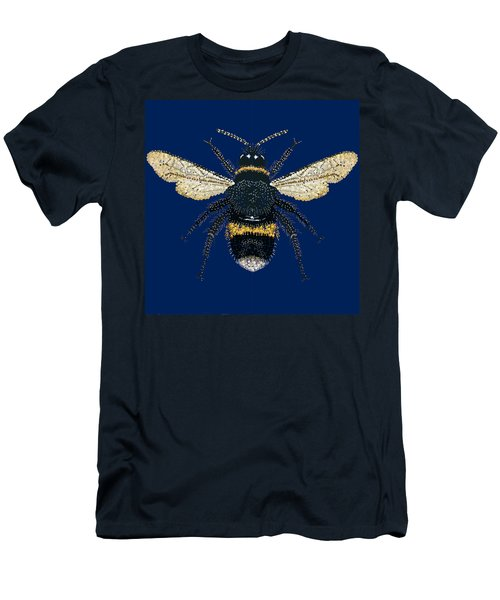 Bumblebee Bedazzled Men's T-Shirt (Athletic Fit)