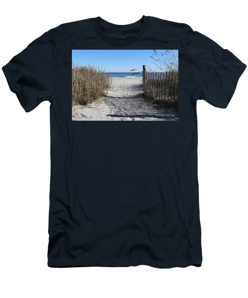 Life Is About Choice  Men's T-Shirt (Athletic Fit)
