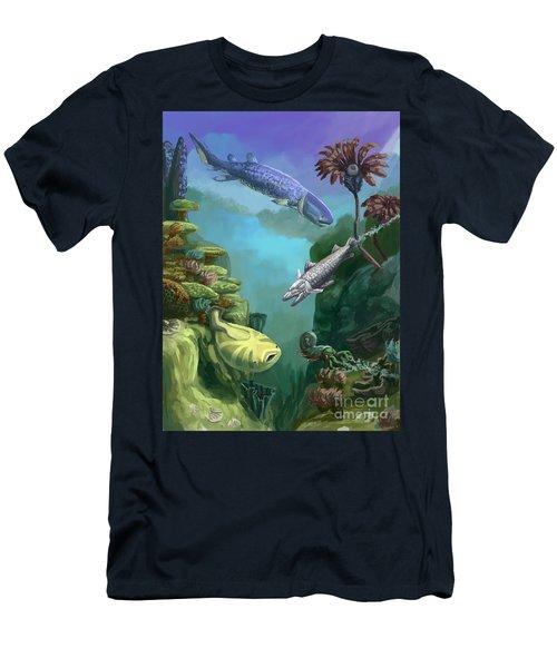 Devonian Period Men's T-Shirt (Athletic Fit)