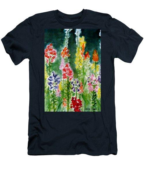 Donna's Snaps Men's T-Shirt (Slim Fit) by Jamie Frier