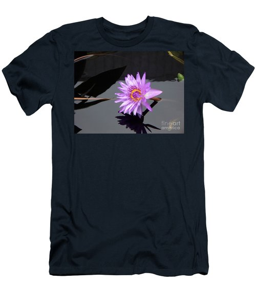 Lavender Lily Men's T-Shirt (Athletic Fit)