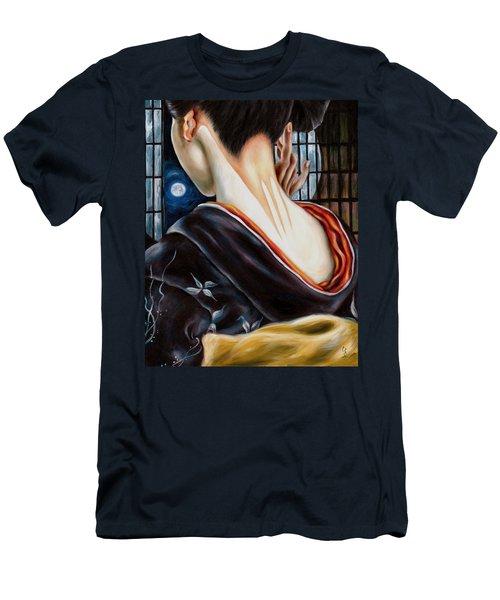 Moon Men's T-Shirt (Athletic Fit)