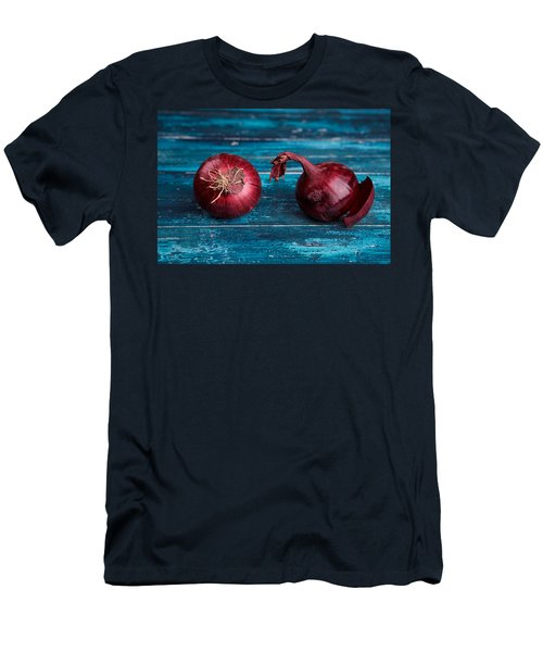 Red Onions Men's T-Shirt (Athletic Fit)