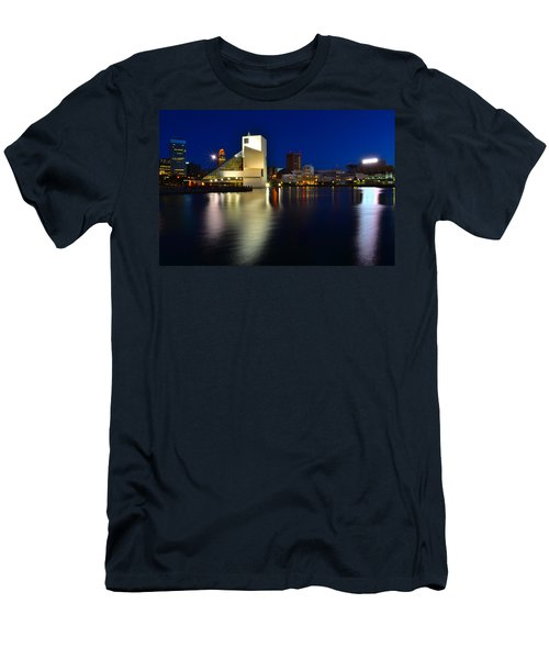Rock Hall Of Fame Men's T-Shirt (Athletic Fit)
