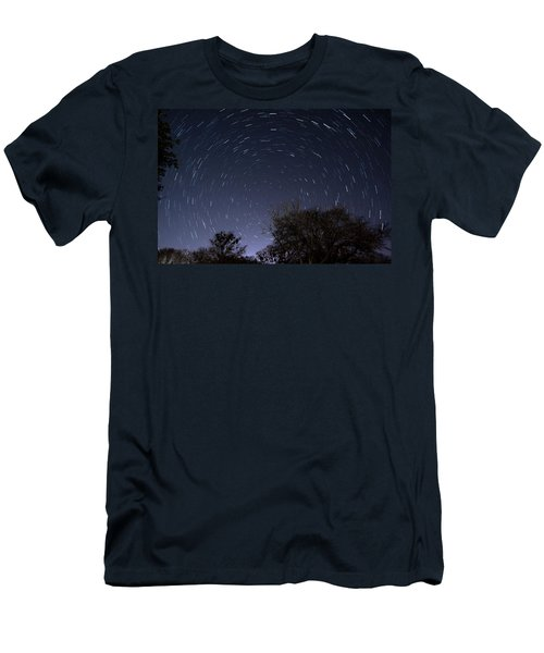 20 Minutes Of Star Movement Men's T-Shirt (Athletic Fit)