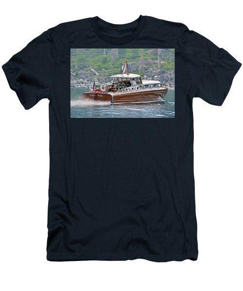Mahogany Magic Men's T-Shirt (Athletic Fit)