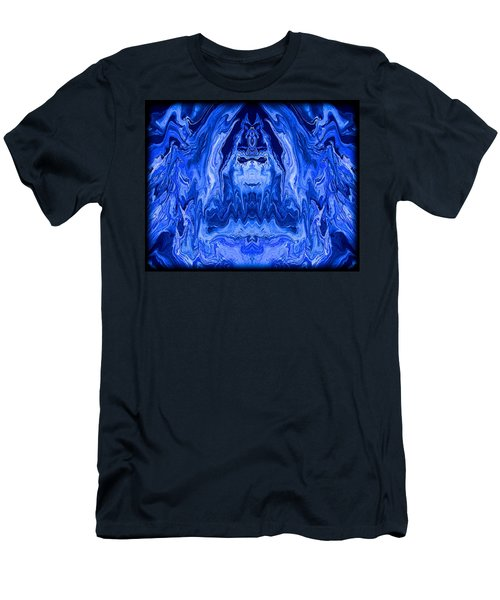 Abstract 40 Men's T-Shirt (Athletic Fit)