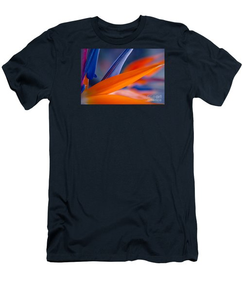 Men's T-Shirt (Athletic Fit) featuring the photograph Art By Nature by Sharon Mau
