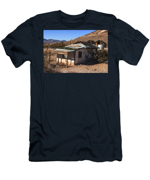 Death Valley Men's T-Shirt (Slim Fit) by Muhie Kanawati