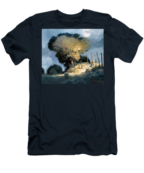 Sun Garden Men's T-Shirt (Athletic Fit)