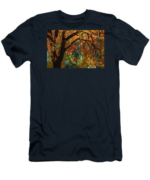 Fall Color Men's T-Shirt (Athletic Fit)