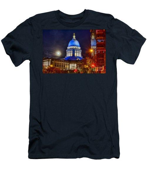 Madison Capitol Men's T-Shirt (Athletic Fit)