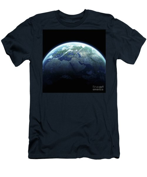 The Earth Men's T-Shirt (Athletic Fit)