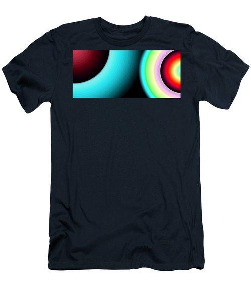 Life Is A Song Men's T-Shirt (Slim Fit) by Sir Josef - Social Critic -  Maha Art