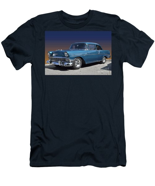 56 Chevy Men's T-Shirt (Athletic Fit)