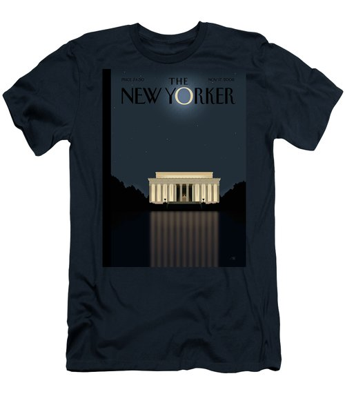 New Yorker November 17th, 2008 Men's T-Shirt (Athletic Fit)