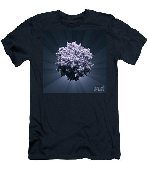 Adeno-associated Virus Men's T-Shirt (Athletic Fit)