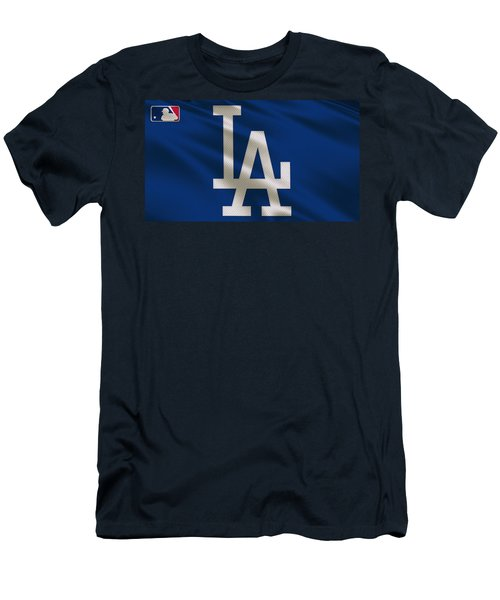 Los Angeles Dodgers Uniform Men's T-Shirt (Athletic Fit)