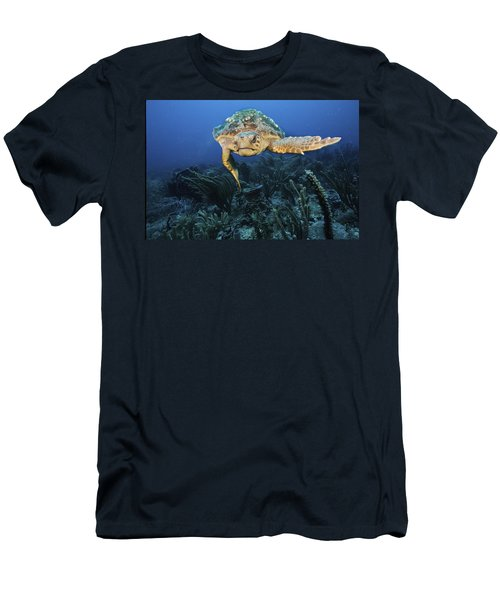 A Left Hand Turn Men's T-Shirt (Athletic Fit)