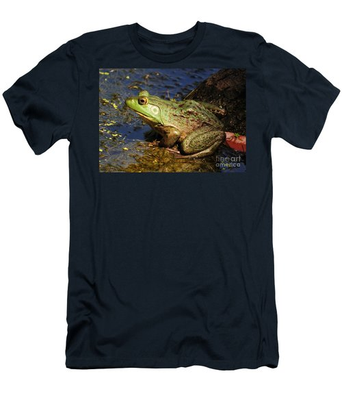 A Prince Of A Frog Men's T-Shirt (Athletic Fit)