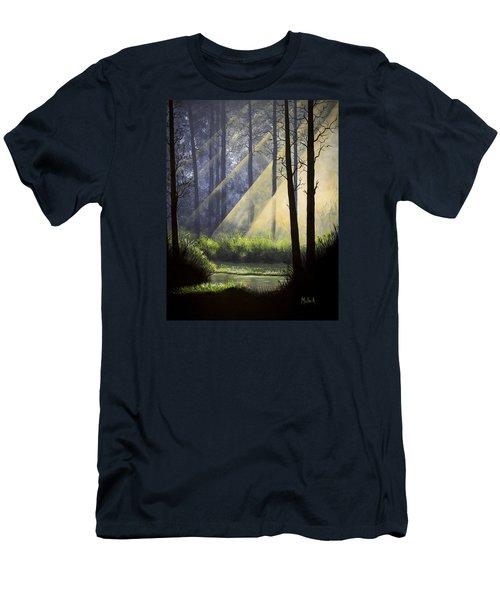 A Quiet Place Men's T-Shirt (Athletic Fit)