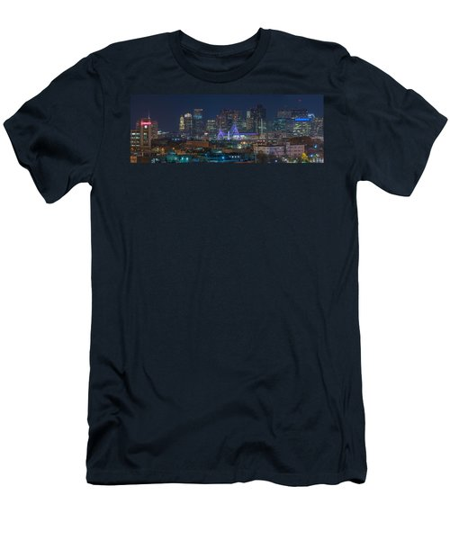 A Somerville View Men's T-Shirt (Athletic Fit)