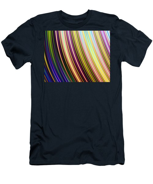 Abstract Colours Men's T-Shirt (Athletic Fit)