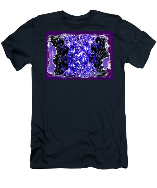 Abstract Fusion 117 Men's T-Shirt (Athletic Fit)
