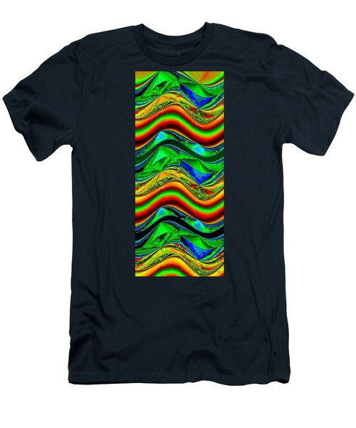 Abstract Fusion 181 Men's T-Shirt (Athletic Fit)