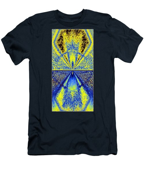 Abstract Fusion 226 Men's T-Shirt (Athletic Fit)