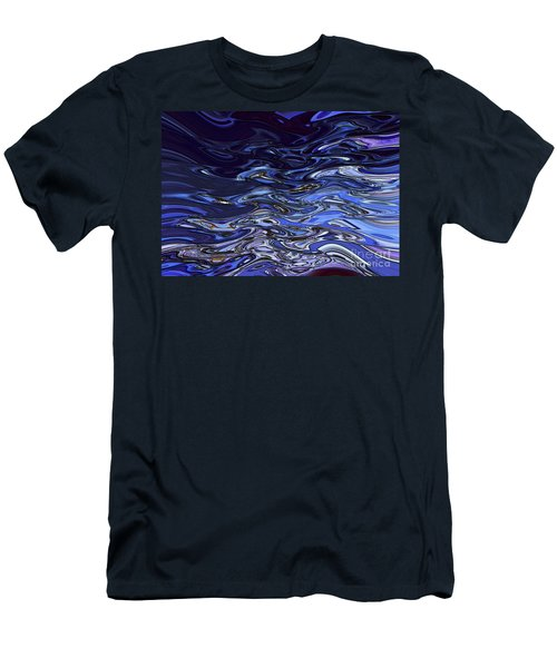 Abstract Reflections - Digital Art #2 Men's T-Shirt (Athletic Fit)