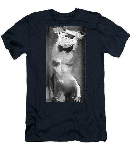 Abstract Series IIi Men's T-Shirt (Slim Fit) by Rafael Salazar