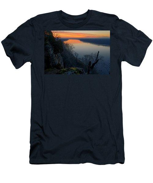 Across The Wide Missouri Men's T-Shirt (Athletic Fit)