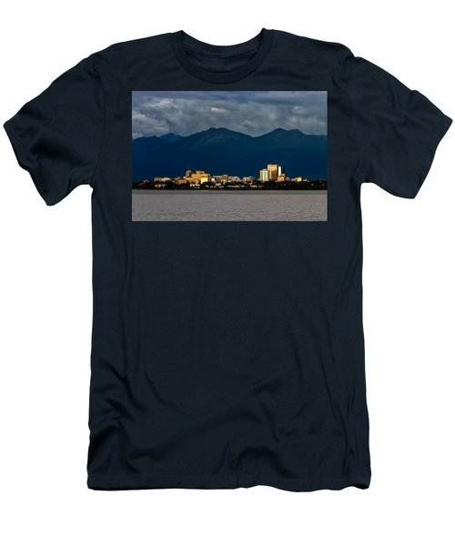 Anchorage Men's T-Shirt (Athletic Fit)