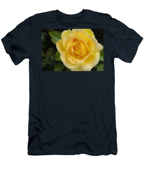 Angelic Rose Men's T-Shirt (Athletic Fit)