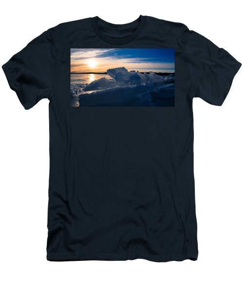 Angostura Ice Men's T-Shirt (Athletic Fit)