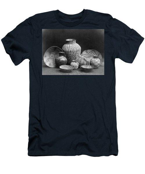 Apache Artifacts, C1907 Men's T-Shirt (Athletic Fit)