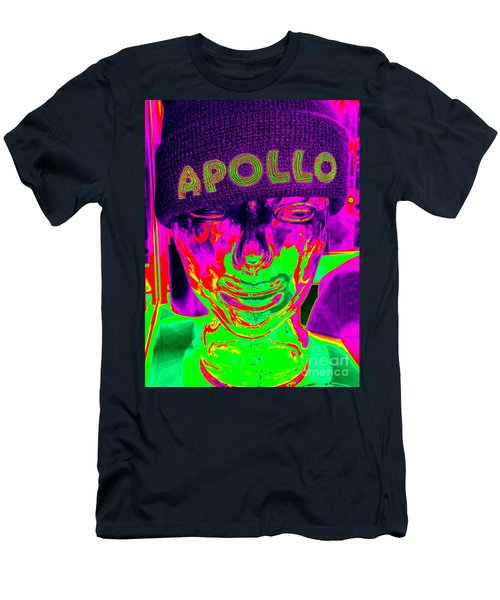 Apollo Abstract Men's T-Shirt (Slim Fit) by Ed Weidman