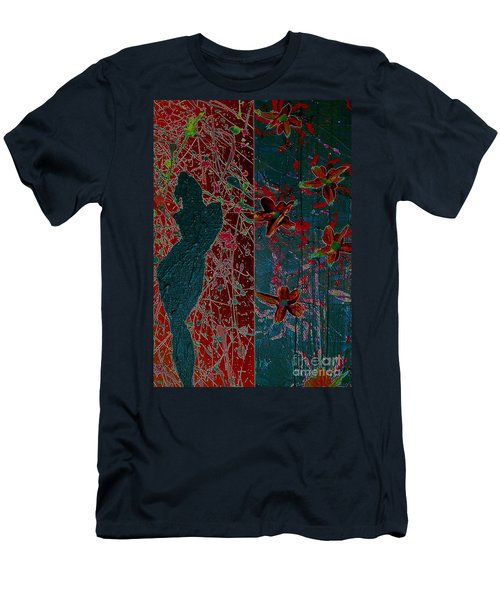 April Showers/ May Flowers Men's T-Shirt (Athletic Fit)