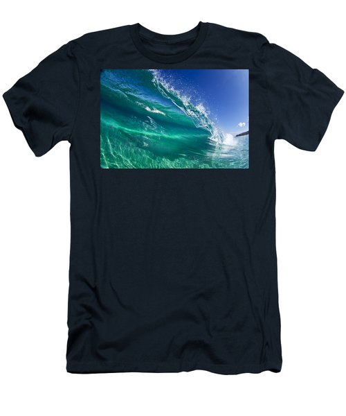 Aqua Blade Men's T-Shirt (Athletic Fit)