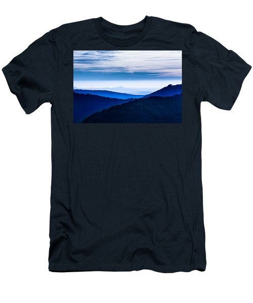 As Far As Our Eye Can See Men's T-Shirt (Athletic Fit)