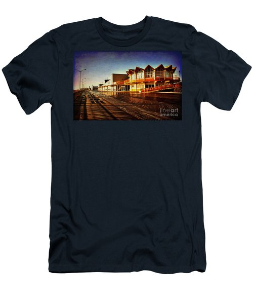 Asbury In The Morning Men's T-Shirt (Athletic Fit)