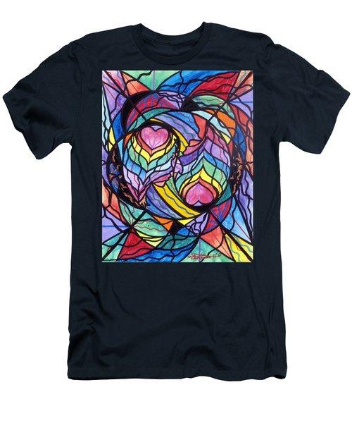 Authentic Relationship Men's T-Shirt (Athletic Fit)